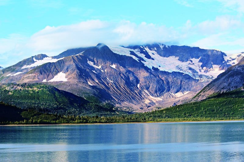 Alaska Cruise to Glacier Bay