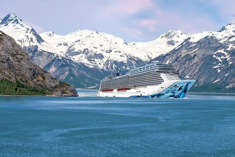 Norwegian Cruise Line präsentiert Elemente der Norwegian Bliss