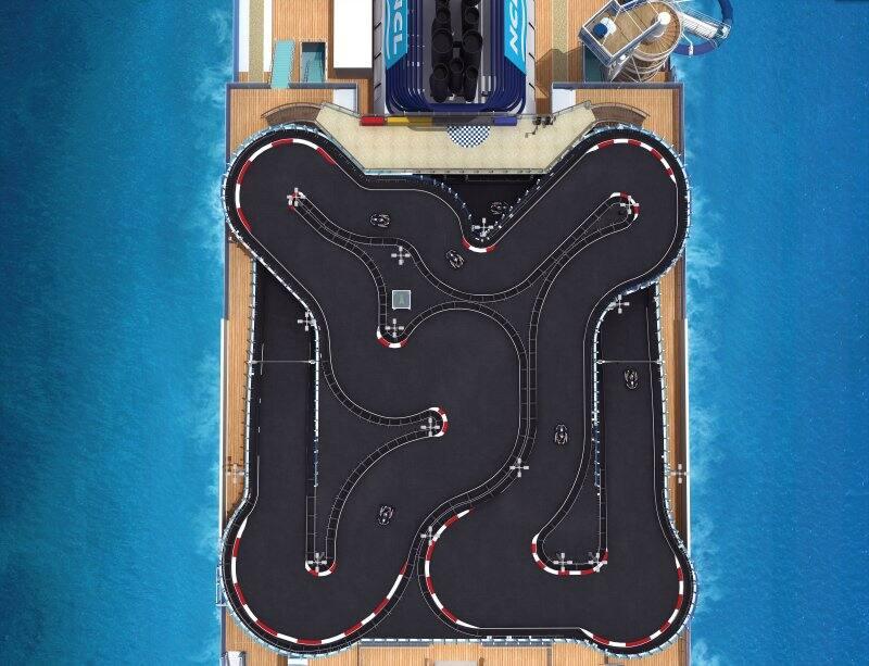 Bliss Race Track