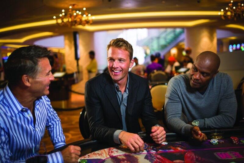Casinos at Sea: Poker Tournament