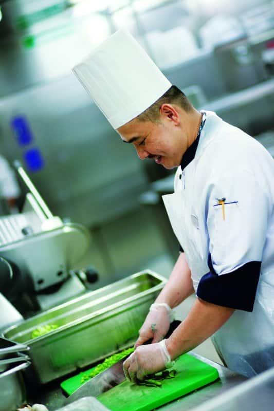 Norwegian Cruise Line Onboard Dining