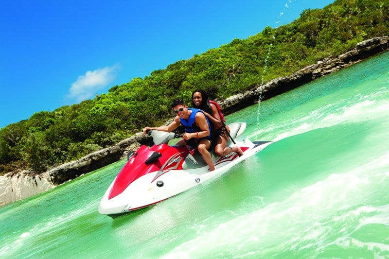 WaveRunner Shore Excursion