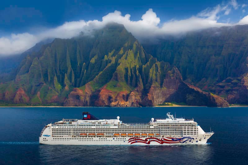 Cruise on the Pride of America to Hawaii Without a Passport