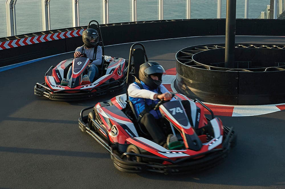 Norwegian Joy Race Cars