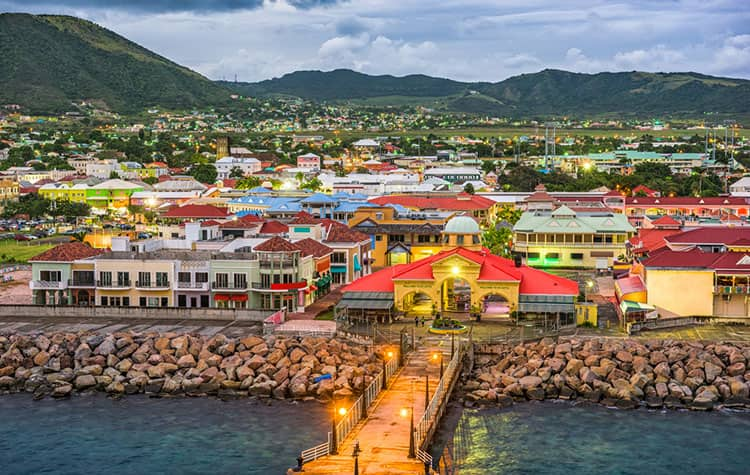 Cruise to St. Kitts in the Eastern Caribbean with Norwegian