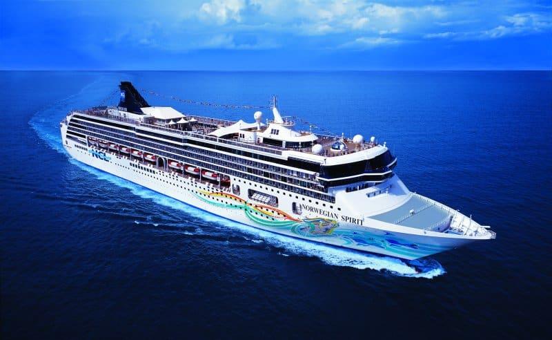 Norwegian Spirit China Cruise