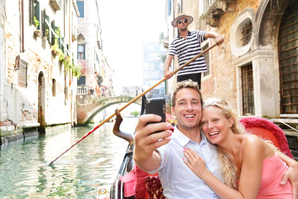 Ride a Gondola in Venice on a European Honeymoon Cruise with Norwegian