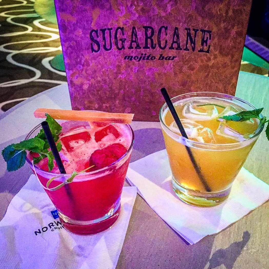 Bar Sugarcane Mojito