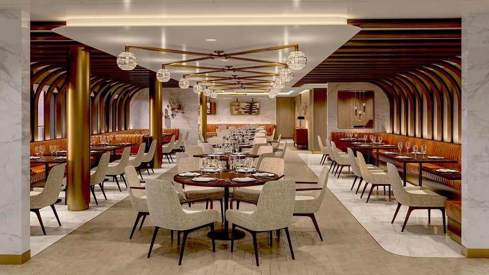 Norwegian Encore Dining, Bars & Lounges Revealed
