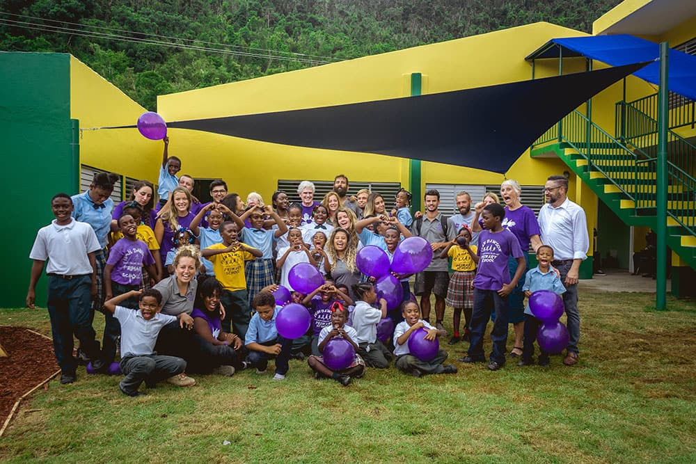 Hope Starts Here Update: Ivan Dawson Primary School Opening