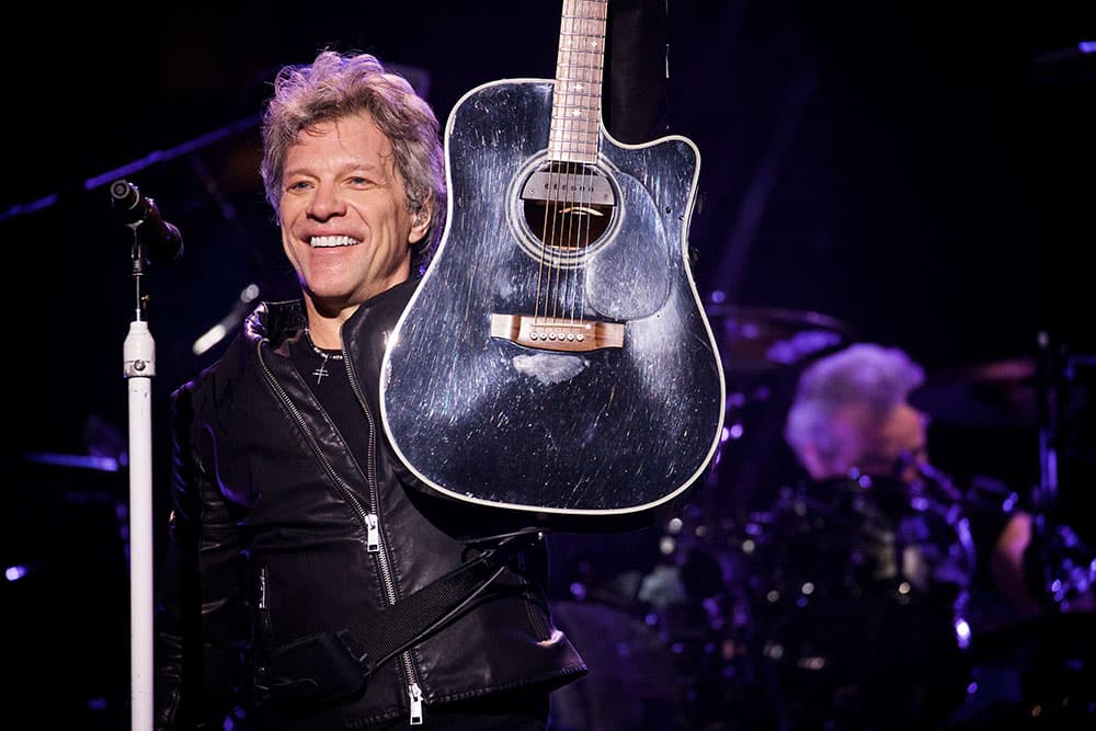 The Jon Bon Jovi Cruise is Coming in 2019