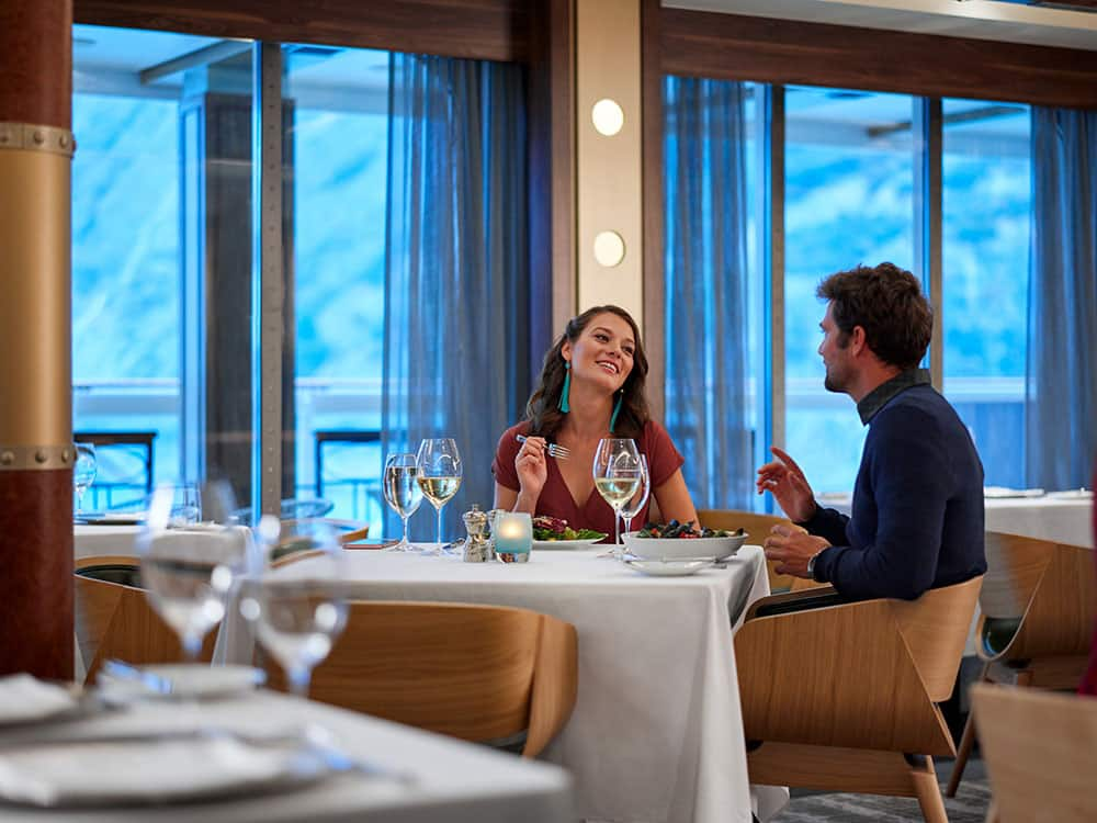 Explore Some of Norwegian's Best Specialty Dining Venues for a Romantic Night Out on Board
