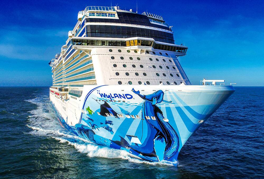 Norwegian Bliss Ship Christening Event in Seattle: VIDEO