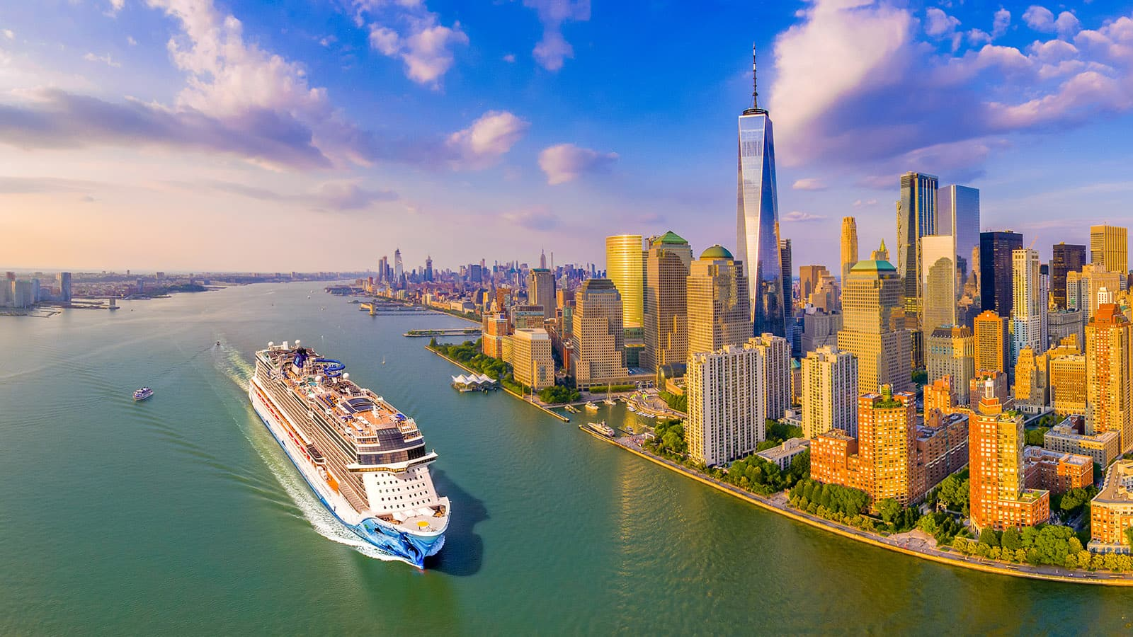 Top Cruises Departing from New York