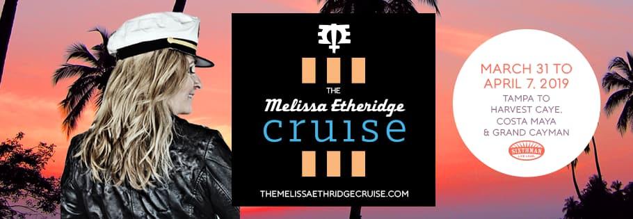 The Melissa Etheridge Cruise III