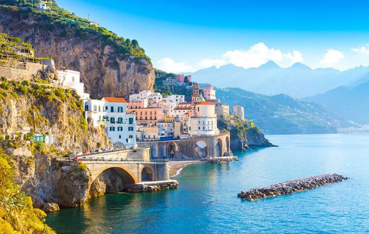 Sail the Amalfi Coast