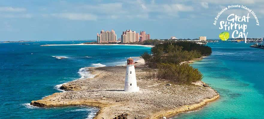 4-Day Bahamas Round-Trip Miami: Great Stirrup Cay & Nassau