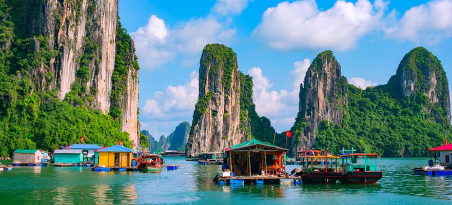 13-Day Southeast Asia from Hong Kong