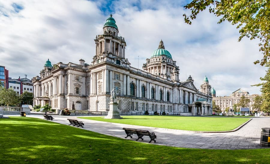 See Belfast Castle in Ireland on a Europe Cruise with Norwegian