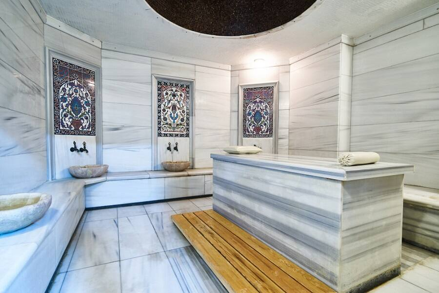 Experience a Turkish Hammam on a Cruise with Norwegian