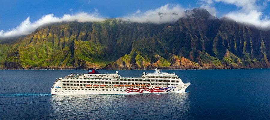 Hawaii Cruise on Pride of America
