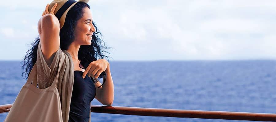 Fresh breezes on your Transatlantic Cruise