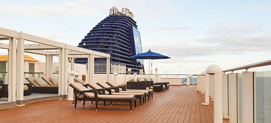 The Haven Sundeck