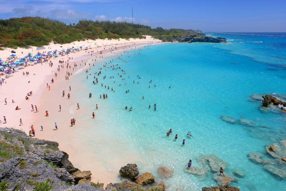 Top Beaches to Visit on a Bermuda Cruise with Norwegian