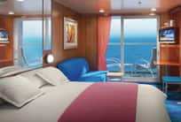 Balcony Cruise Accommodations