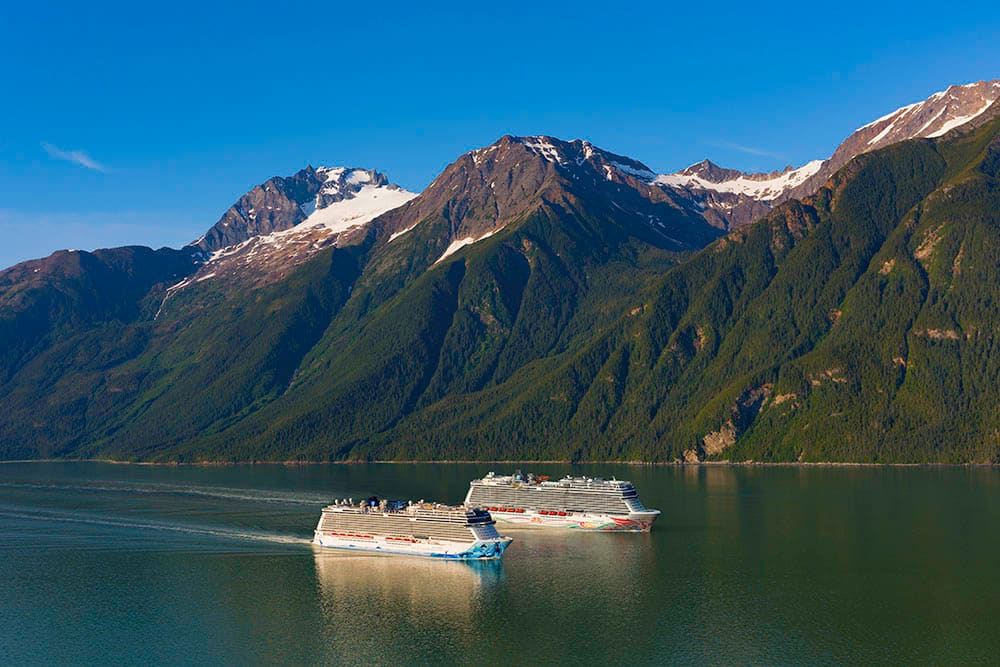 Norwegian Bliss & Norwegian Joy