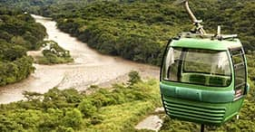 Aerial Tram & Rainforest Adventure