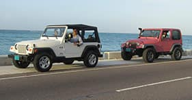 Adventure Jeep & Beach
