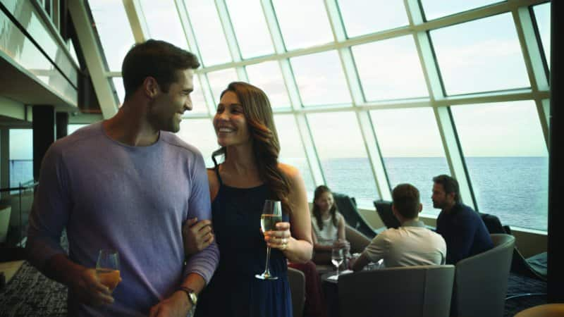 Observation Deck - Norwegian Bliss