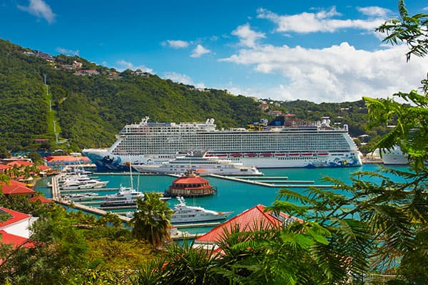 Cruise to St. Thomas