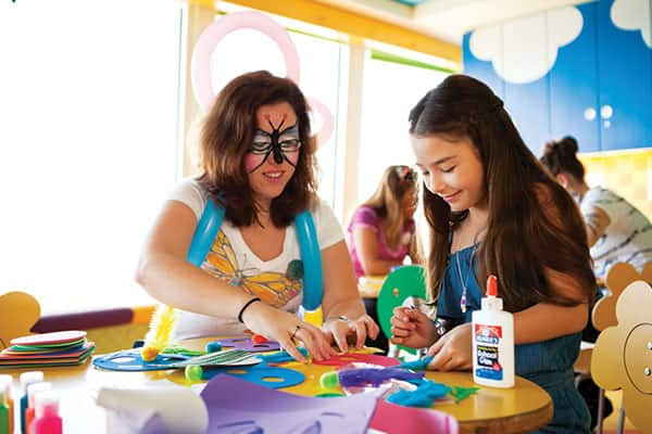 Fun activities in Splash Academy