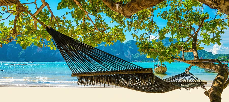 Unwind on your Caribbean cruise