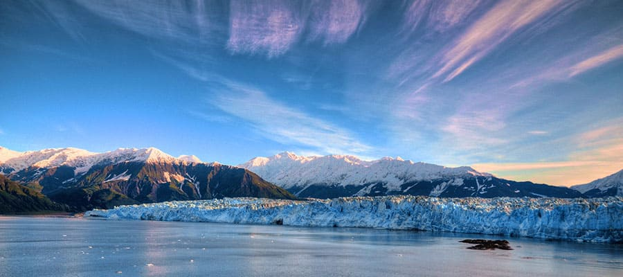 Stunning views on your Alaska cruise