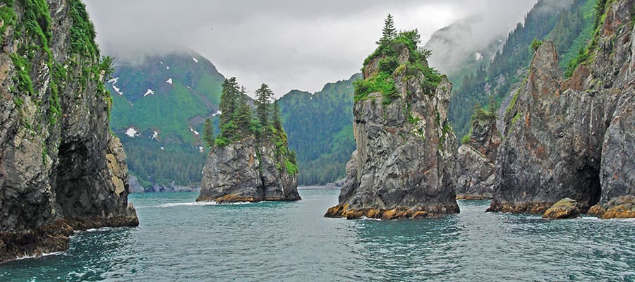 Seward on your Alaska cruise