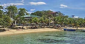 The Best of the West in Roatan
