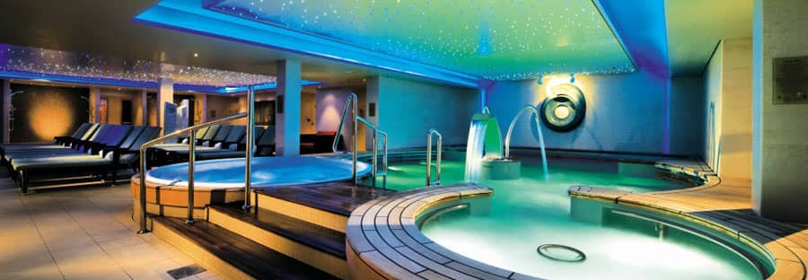 Spa Thermal Suite Details
