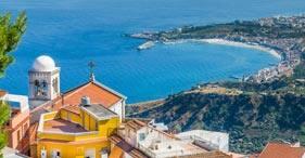 Taormina (Sicily), Italy