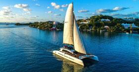 Zara's Luxury Catamaran Sunset Sail