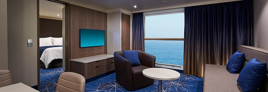 Concierge Accommodations Plenty of Room to Relax