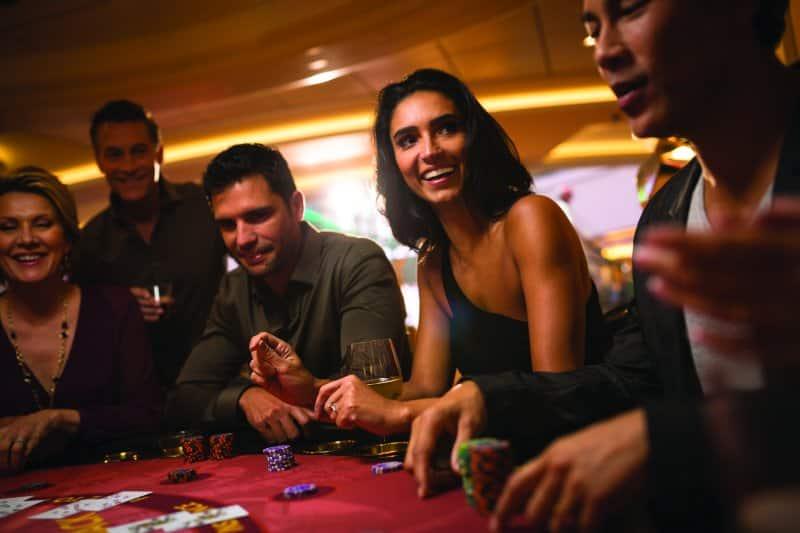 Casinos at Sea