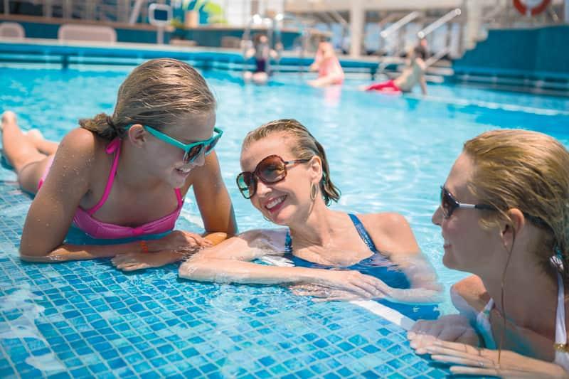 Enjoy a Girls Getaway with Norwegian Cruise Line