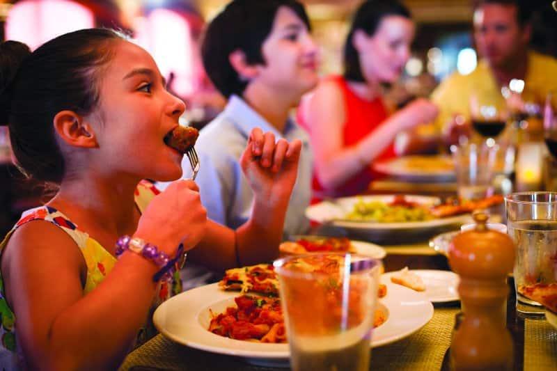 La Cucina on Norwegian Cruise Line Ships