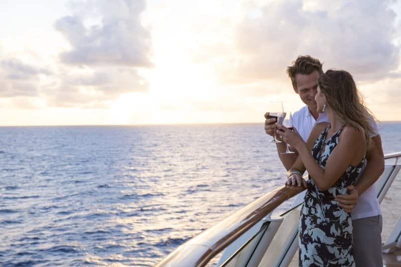 Honeymoon Cruise on Norwegian Escape