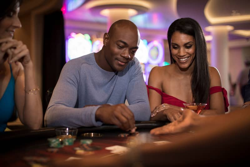Casinos at Sea: Blackjack Tournament