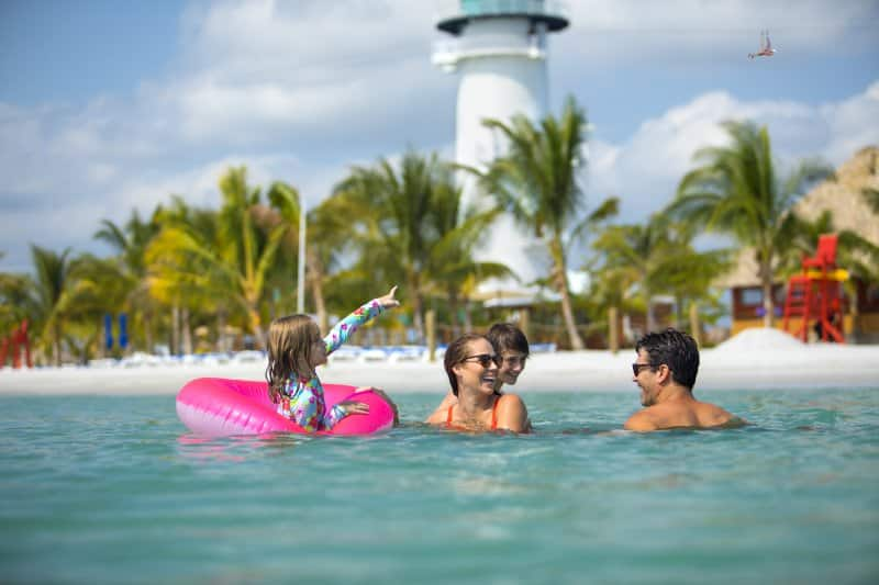 Family Activities to Enjoy on Harvest Caye