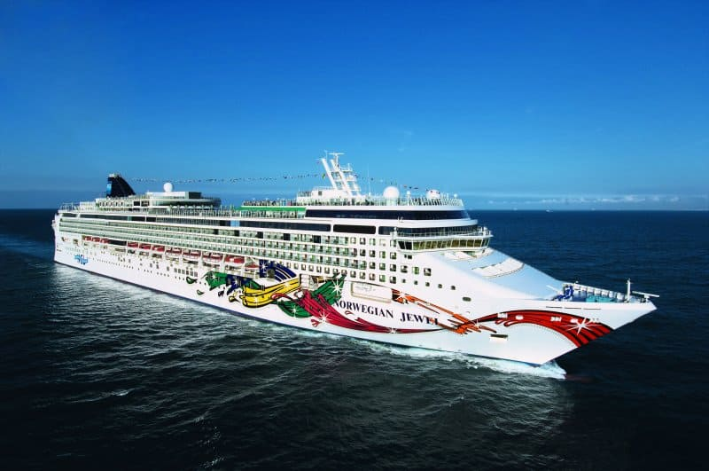Norwegian Jewel Australia Cruises